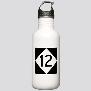 Route 12 Stainless Water Bottle 1.0L