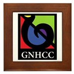 GNHCC Logo Framed Tile