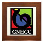 GNHCC Logo Framed Tile