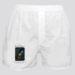 Advice from a Book Wyrm Boxer Shorts