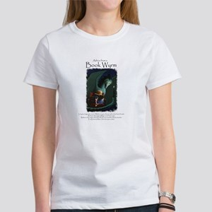 Advice from a Book Wyrm Women's T-Shirt