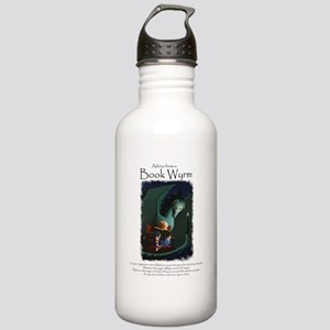 Advice from a Book Wyrm Stainless Water Bottle 1.0