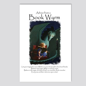Advice from a Book Wyrm Postcards (Package of 8)