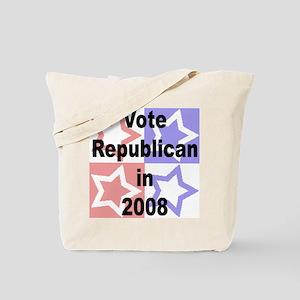 Vote Republican Tote Bag