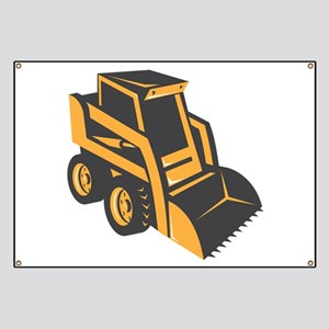 Construction Equipment Banners Planner Banners