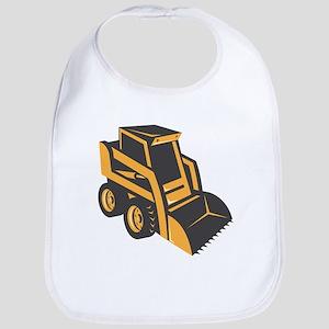 skid steer digger truck Bib