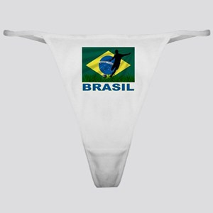 Brasil World Cup Soccer Classic Thong