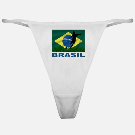Brasil World Cup Soccer Classic Thong
