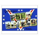 Fort Devens Massachusetts Small Poster