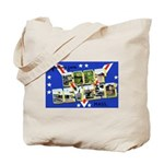 Fort Devens Massachusetts Tote Bag