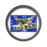 Fort Devens Massachusetts Wall Clock