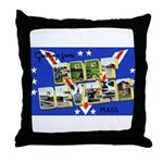 Fort Devens Massachusetts Throw Pillow