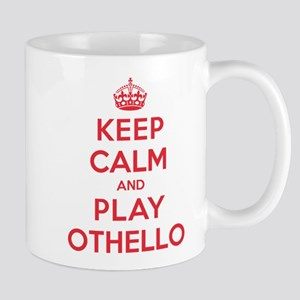 Keep Calm Play Othello Mug
