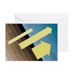 Head To The Sky Greeting Cards (Pk of 10)