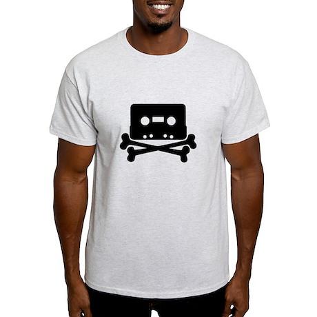 Cassette Jolly Roger Black Light T-Shirt