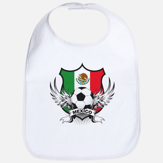 Mexico World Cup Soccer Bib