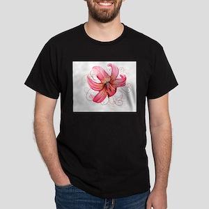 Flower (lower quality) Dark T-Shirt
