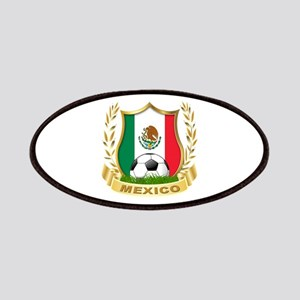 Mexico World Cup Soccer Patches
