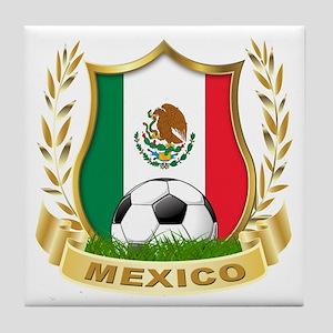 Mexico World Cup Soccer Tile Coaster