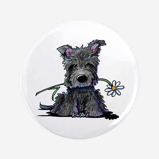 "Scottish Garden Helper 3.5"" Button"