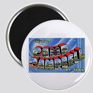 Camp Campbell KY TN Magnet