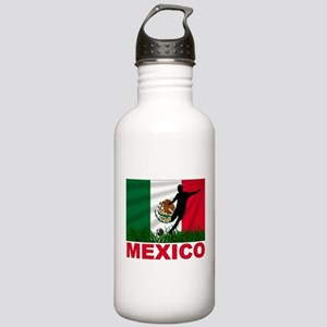 Mexico World Cup Soccer Stainless Water Bottle 1.0