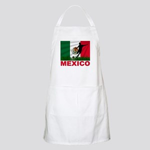 Mexico World Cup Soccer Apron