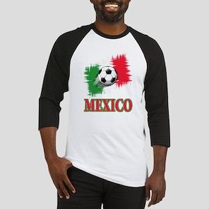 Mexico World Cup Soccer Baseball Jersey