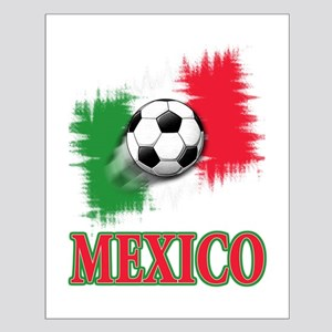 Mexico World Cup Soccer Small Poster