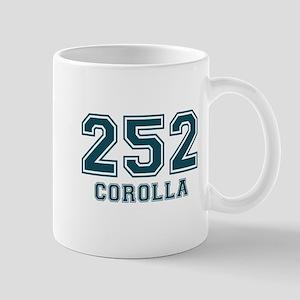 Corolla Area Code Mug