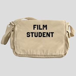 Film Student Messenger Bag
