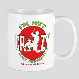 Im Not Crazy (lacrosse) Mug