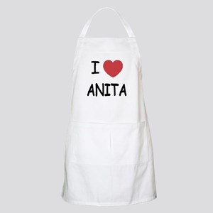 I heart Anita Apron