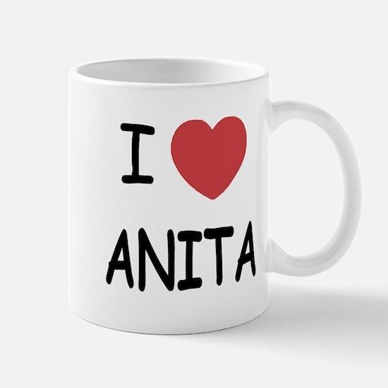 I heart Anita Mug