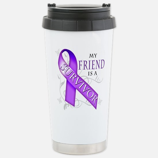 My Friend is a Survivor (purple).png Stainless Ste