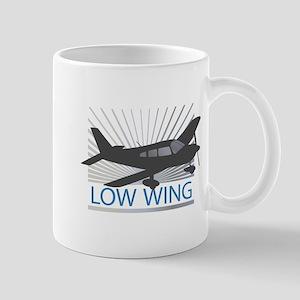 Aircraft Low Wing Mug