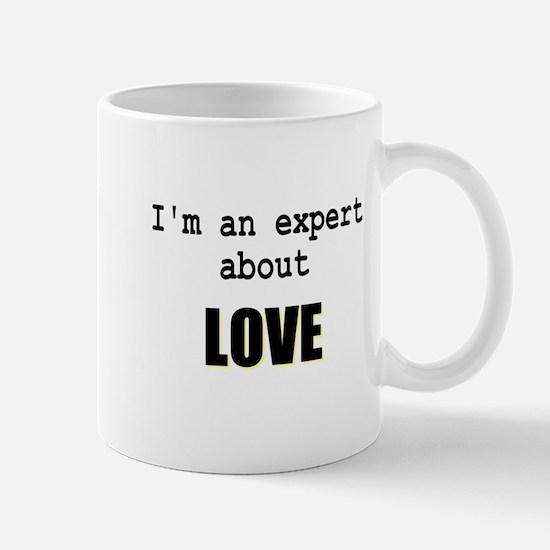 Im an expert about LOVE Mug