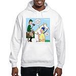 Polo Cartoon Hooded Sweatshirt