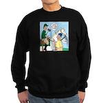 Polo Cartoon Sweatshirt (dark)