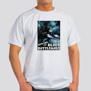 Black Battlenaut Light T-Shirt