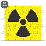 Radiation Symbol (Y) Puzzle