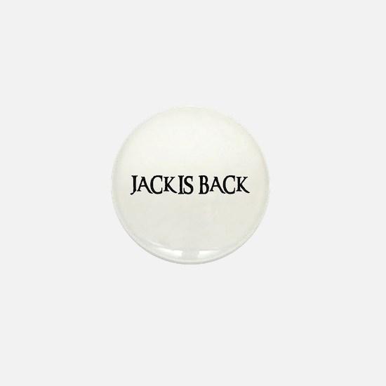 JACK IS BACK Mini Button