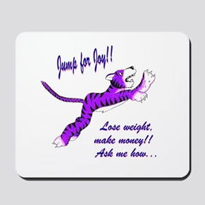 Jump Lose Weight Mousepad