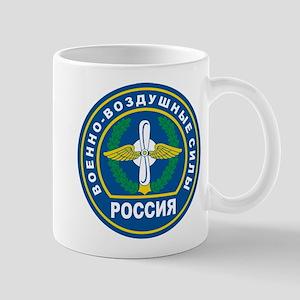 Russian Air Force Badge Mug