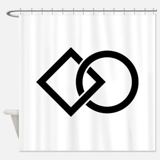 kakuwa Shower Curtain