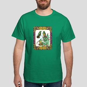 Buff Bellied Hummingbirds Dark T-Shirt
