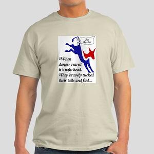 Sir Render Ash Grey T-Shirt