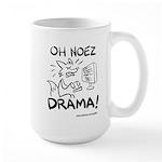 Oh Noez Drama! Large Mug