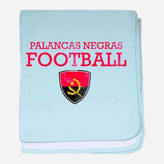 Angola Football baby blanket