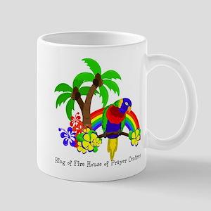 Ring of Fire Parrot Mug